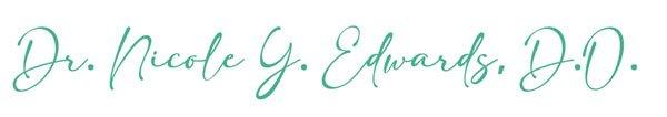Dr. Nicole Edwards, DO logo