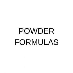 Powder Formulas