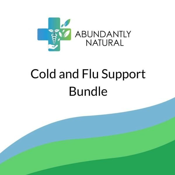 Cold and Flu Support Bundle