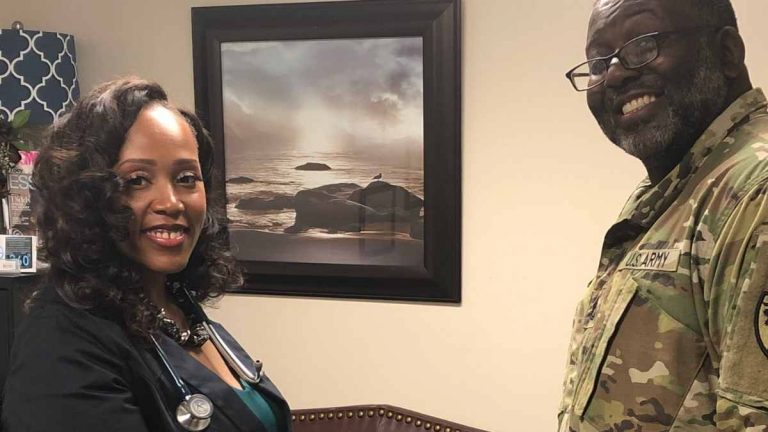 Dr. Nicole Y. Edwards helps veterans with their C&P, Nexus statements and DBQs